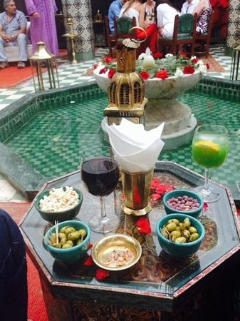 Dar Marjana: pre dinner nibbles