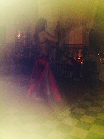 Dar Marjana: belly dancing