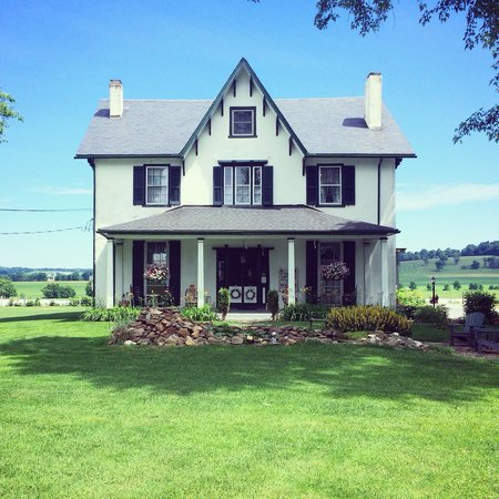 Stoltzfus Bed & Breakfast: First Day of Summer