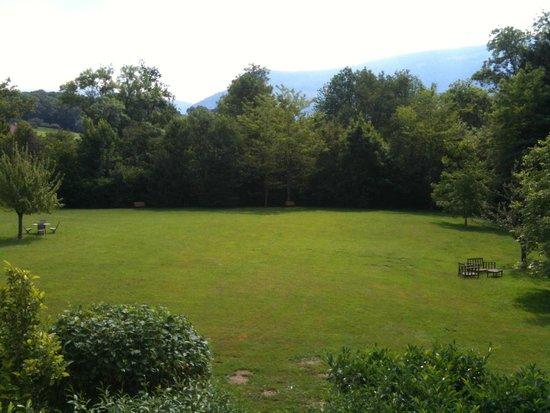 Maison D'Hotes La Pommeraie: Le parc de 2 hectares !