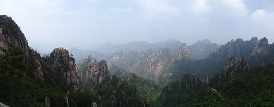 Mt. Huangshan (Yellow Mountain): Пик