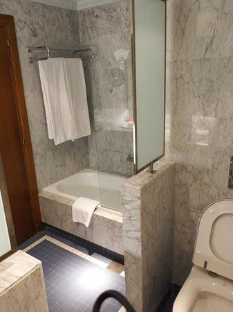 Palafox Hotel : bagno