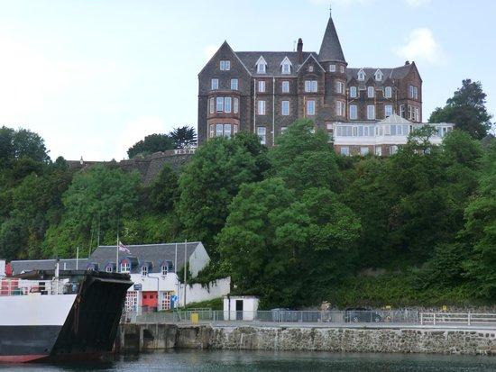 Western Isles Hotel: Hotel position