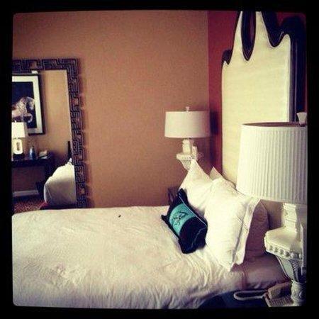 Kimpton Hotel Monaco Denver: Comfy Bed