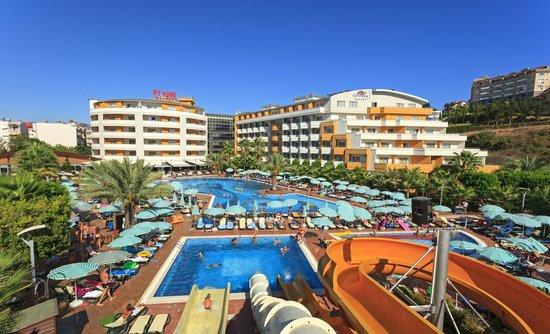 My Home Resort Hotel: A ve B Blokları