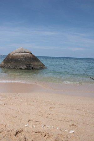 PD Resort : la plage