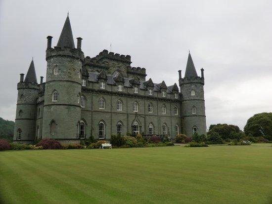 Inveraray Castle : The castle