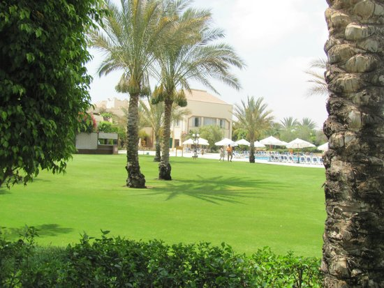 Stella Di Mare Sea Club Hotel, Ain Sukhna : Gardens