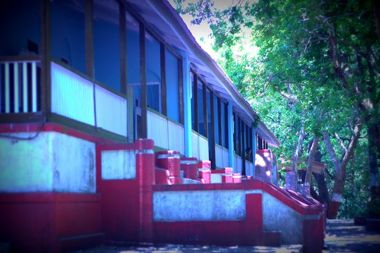 Cecil Hotel: Morning shot at Cecil