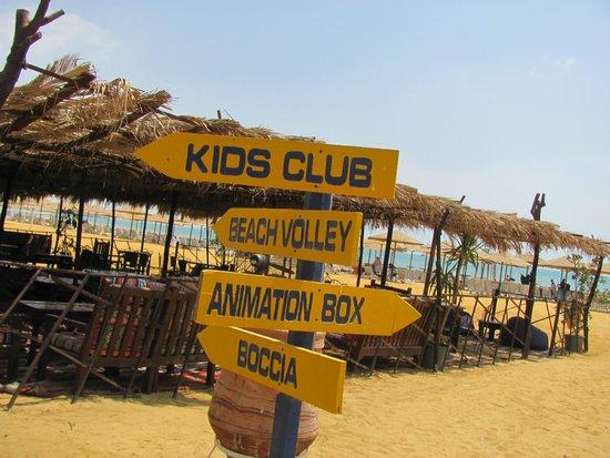 Stella Di Mare Sea Club Hotel, Ain Sukhna : Activities on the beach