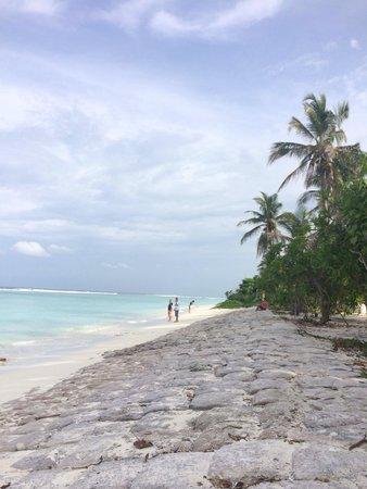 Newtown Inn : Public beach