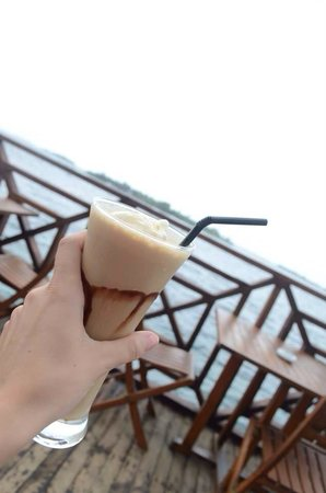 The Sea House - Maldives: Frappe