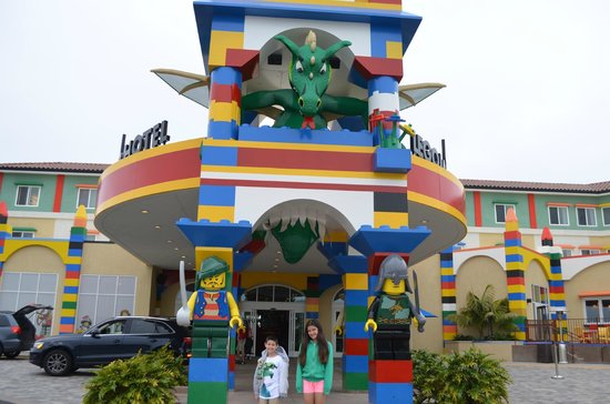 LEGOLAND California Hotel : Great For Kids!