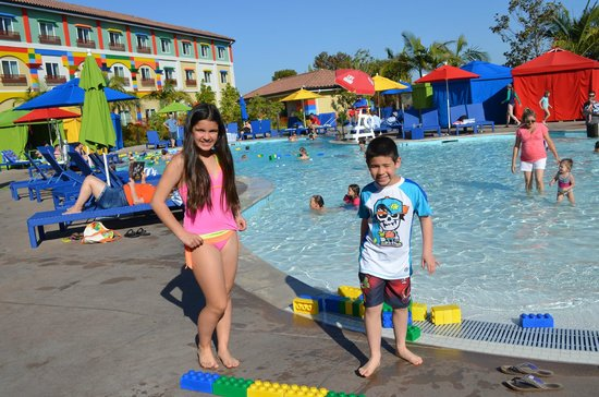 LEGOLAND California Hotel: Great For Kids!