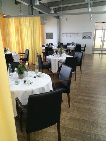 Rigi Kulm Hotel: Sehr nüchterne Atmosphäre