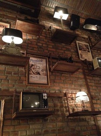The Bistrot: Bistrot