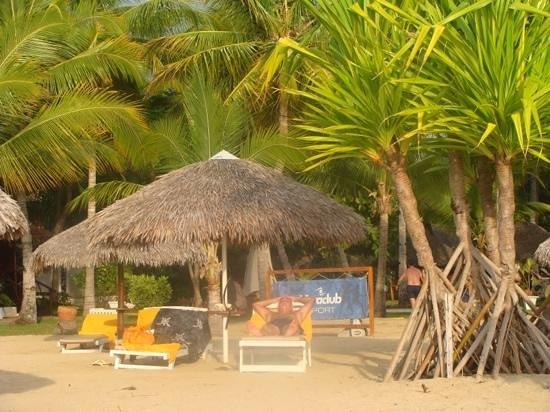 Orangea Village : spiaggia