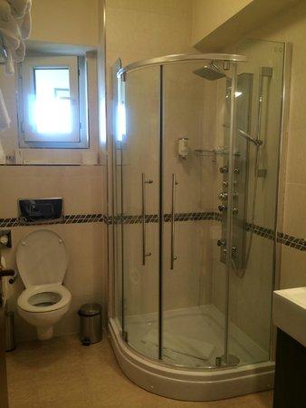 Orhideea Residence & Spa: bagno