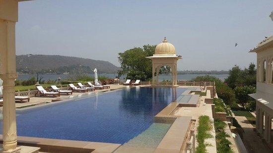 The Oberoi Udaivilas: Pool