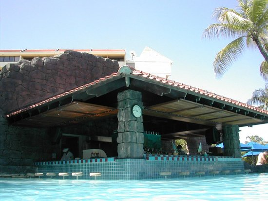 Hyatt Regency Aruba Resort and Casino: Swim up bar