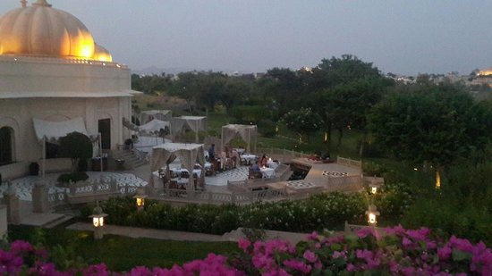 The Oberoi Udaivilas: Front