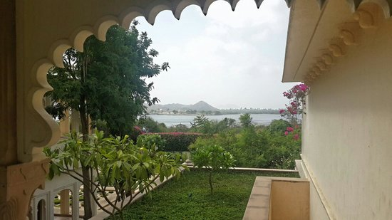 The Oberoi Udaivilas: From corridor