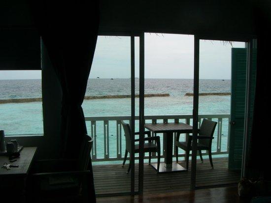 Ellaidhoo Maldives by Cinnamon: Balkon