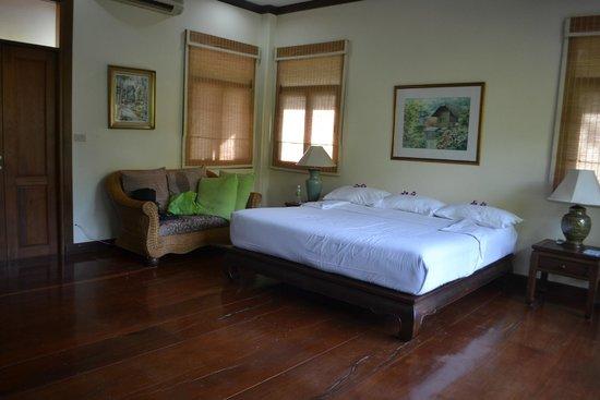 Rabbit Resort: Our Room