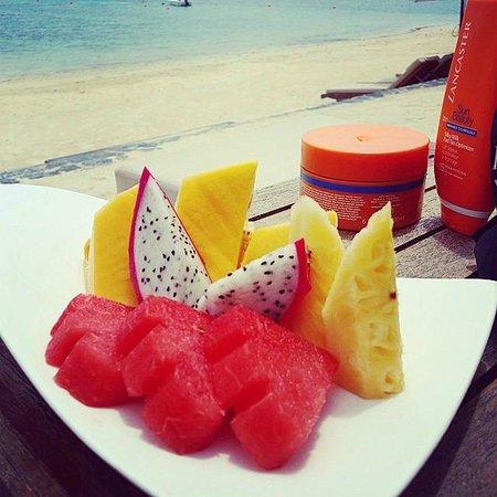 InterContinental Samui Baan Taling Ngam Resort: Great view with beach access