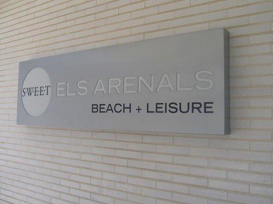 Hotel Els Arenals : Vue