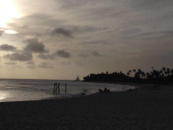 Tamarijn Aruba All Inclusive: Beautiful sunsets