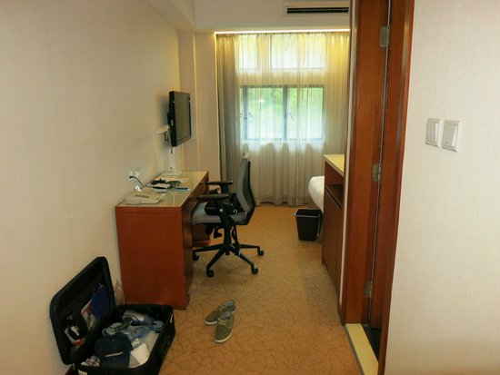 Caritas Bianchi Lodge: Single Room
