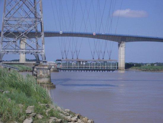 Pont Transbordeur - Maison du Transbordeur : Rochefort transporter bridge