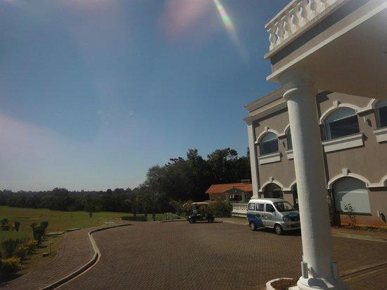 Wish Resort Foz do Iguacu: Entrada Recepção
