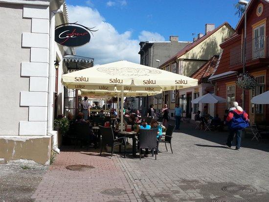 Hotel Astra: Ruutli street