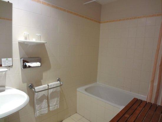 Hotel Bristol : バスルーム