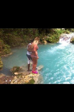 ClubHotel Riu Ocho Rios: blue hole is A MUST!