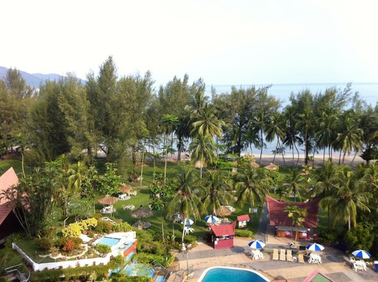 Bayview Beach Resort : Bayview gardens
