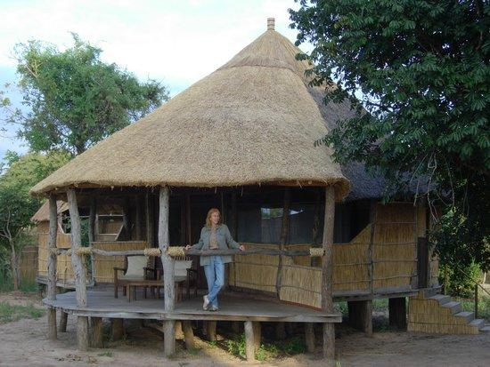 Nsolo Bush Camp - Norman Carr Safaris: Nsolo