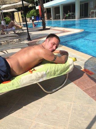 Flamingo Hotel : Pool