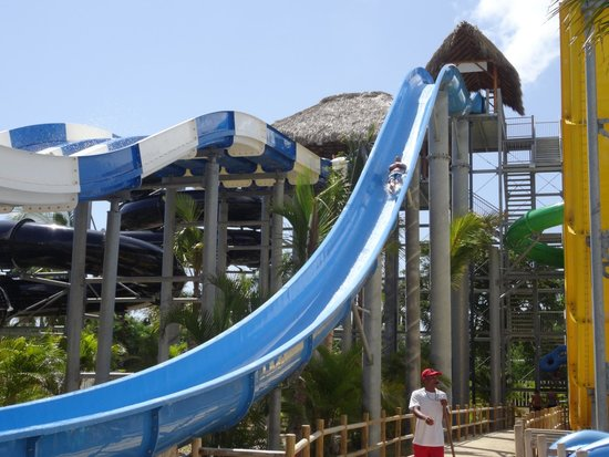 Memories Splash Punta Cana: Water Park Kamakaze