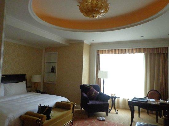 Grand Central Hotel Shanghai: Quarto executivo