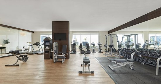 Hyatt Place Dubai / Al Rigga : 24/7 StayFit Gym