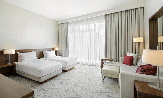 Hyatt Place Dubai / Al Rigga : Twin Room