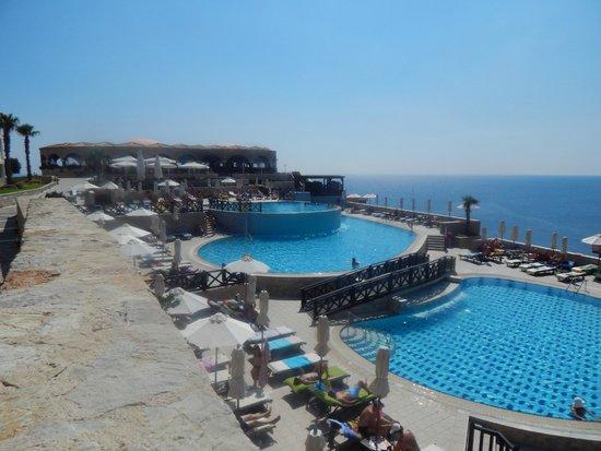 Kalithea Horizon Royal: Main Pool Area