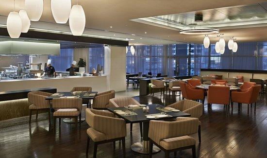 Hyatt Place Dubai / Al Rigga : Gallery Cafe Restaurant