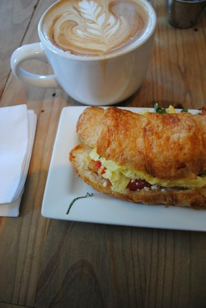 Frothy Monkey Coffeehouse: Breakfast #2
