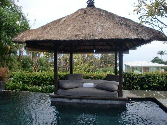 AYANA Resort and Spa : プライベートプール