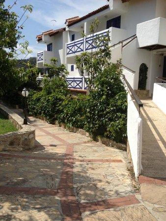 NOA Hotels Oludeniz Resort Hotel: Hotelanlage
