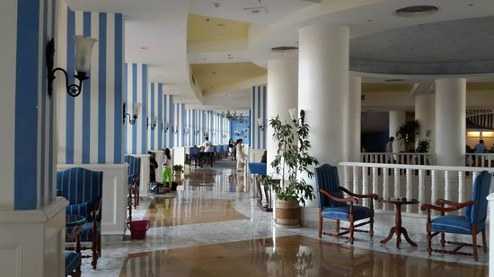 Porto Marina Resort & Spa: Reception Area
